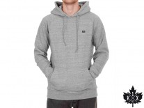 Mikina K1X Authentic Hoody f3 charcoal