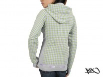 Mikina K1X Shorty Lots O Laces Zipper