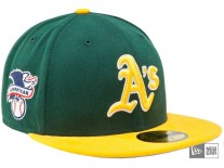 New Era Baycik Fit Oakland Athletics 5950 Cap