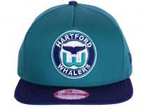 New Era Circle K A-Frame Hartford Whalers Snapback Cap