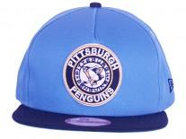 New Era Circle K A-Frame Pittsburgh Penguins Snapback Cap