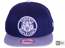New Era Circle K A-Frame Toronto Maple Leafs Snapback Cap