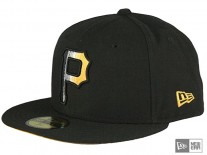New Era Fade A Grade Pittsburg Pirates 5950 Cap