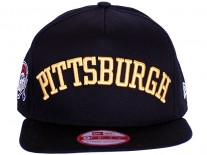 New Era Flip Up City Pittsburgh Pirates Snapback Cap