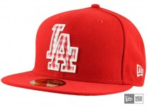 New Era Ging Shy LA Dodgers 5950 Cap