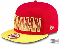 New Era Hero Fade Ironman Snapback Cap