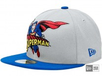 New Era Heroic Title Superman 5950 Cap