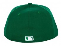 New Era MLB Basic NY Yankees Cap boston green/white