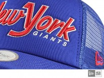 New Era Net Trucker NY Giants Cap