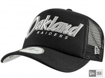 New Era Net Trucker Oakland Raiders Cap