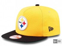 New Era NFL Pittsburgh Steelers Snapback Cap