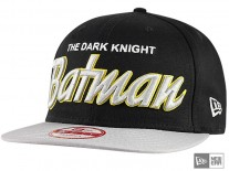 New Era Reverse Hero Batman Snapback Cap
