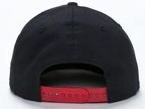 New Era Script Logo Cleveland Indians Snapback Cap