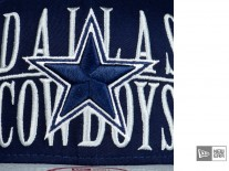 New Era Step Over Dalas Cowboys Snapback Cap