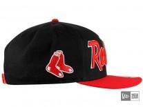 New Era Team Script Boston Red Skins Snapback Cap