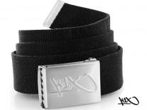Pásek K1X Webbing black