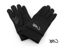 Rukavice K1X Tag black/white