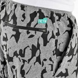 Tepláky K1X Core Camo sweatpants dark grey