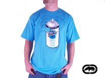 Triko Ecko Dropout river blue