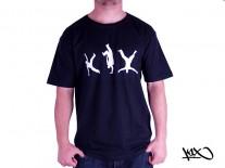 Triko K1X Breaker černé