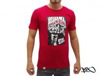 Triko K1X Brooklyn Bounce red/multi
