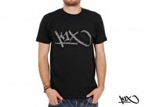 Triko K1X Check It Out black/white