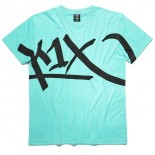Triko K1X Core Large Tag tee mint/black
