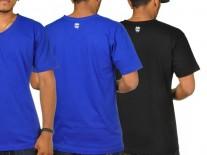 Triko K1X Double Impact V-neck blue/black