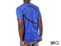 Triko K1X Fade Check Wrap Around blue/black