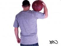 Triko K1X Golden Era Basketball šedé