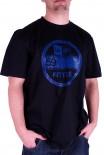 Triko New Era Basic Visor černá/modrá