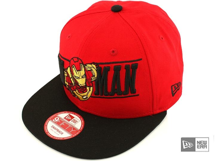 4c7db7bb6 New Era Breaker Ironman Snapback Cap   Hip Hop Shop Kingfit » Muži ...
