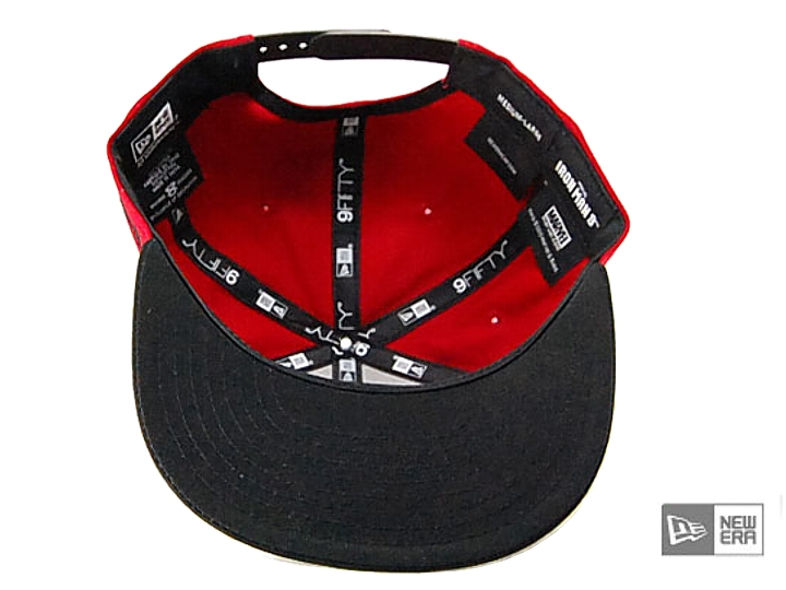 4c7db7bb6 New Era Breaker Ironman Snapback Cap | Hip Hop Shop Kingfit » Muži ...